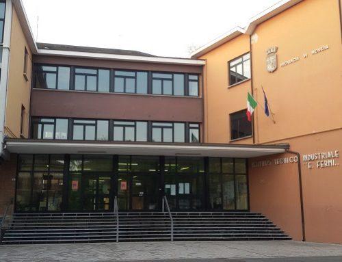 Photoshop e decorazione ceramica presso ITIS E. Fermi di Modena