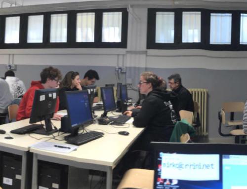 ITIS E. Fermi di Modena, 2° corso di Base Photoshop